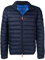 Save The Duck Padded Jacket Blue