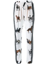 Stella Mccartney Christine Trousers White