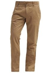 Knowledge Cotton Apparel Chinos Sand
