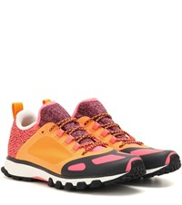 Adidas By Stella Mccartney Adizero Xt Sneakers Orange