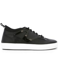 Dsquared2 Brogue Detail Sneakers Black