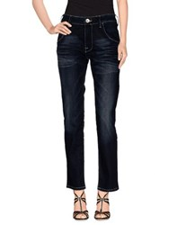 Rare Ra Re Denim Denim Trousers Women