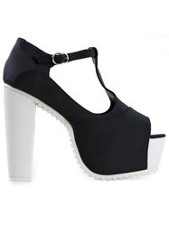 Jeffrey Campbell 'Foxy Sporty' Sandals