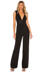 Likely Maggie Jumpsuit In Black.