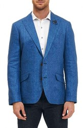 Robert Graham Men's Five Rivers Linen Sport Coat
