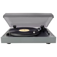 Crosley Advance Usb Turntable Grey