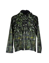 Basso And Brooke Coats And Jackets Jackets Men Green