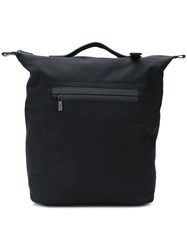 Ally Capellino Hoy Travel Cycle Rucksack Black