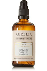 Aurelia Probiotic Skincare Firm And Revitalise Dry Body Oil Colorless