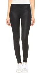 David Lerner New Seamed Leggings Classic Black