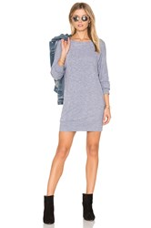 Lanston Bf Mini Dress Gray