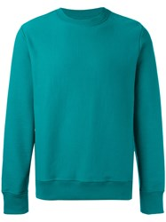 Paul Smith Ps By Crew Neck Sweatshirt Green