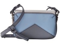 Rafe New York Monique Crossbody Sky Cross Body Handbags Blue
