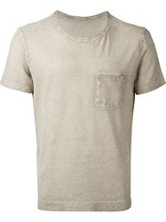 Massimo Alba 'Panarea' T Shirt Nude And Neutrals