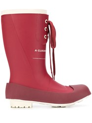 Undercover A Clockwork Orange Rain Boots 60