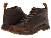 Dr. Martens Bodie 6 Tie Boot Tan Greenland Men's Lace Up Boots