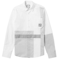 Wooyoungmi Panelled Shirt White
