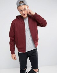 Tokyo Laundry Landry Cotton Twill Hooded Jacket Red