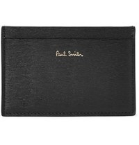 Paul Smith Textured Leather Cardholder Black