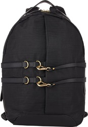 Mismo Expandable Backpack Black