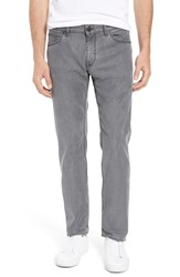 Boss Maine Classic Fit Jeans Grey