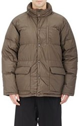 Aspesi Quilted Puffer Jacket Green