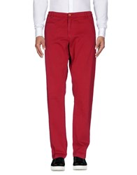 U.S. Polo Assn. U.S.Polo Trousers Casual Trousers Brick Red