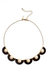 Kate Spade Women's New York Taking Shapes Collar Necklace