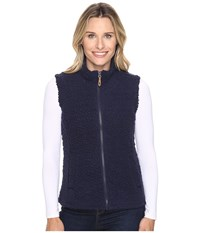 Royal Robbins Snow Wonder Vest Navy Women's Vest