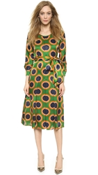 Dsquared Tulleries Chemisier Dress Mix