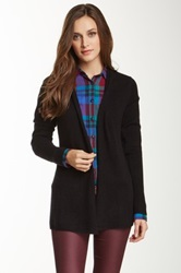 14Th And Union Cashmere Cardigan Black
