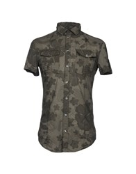 Dandg D G Shirts Military Green