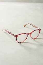 Anthropologie Cece Reading Glasses Pink