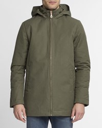 Revolution Khaki Stand Up Collar 7451 Parka