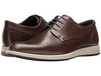 Ecco Jared Tie Dark Clay Men's Shoes Multi