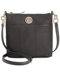 Tommy Hilfiger Th Signature Small Crossbody Black