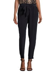 Joie Asuka Silk Ankle Pants