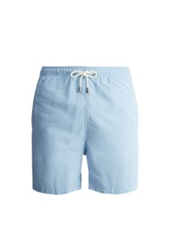 Solid And Striped The Classic Swim Shorts Light Blue