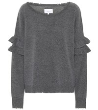 Current Elliott Wool And Cashmere Sweater Grey
