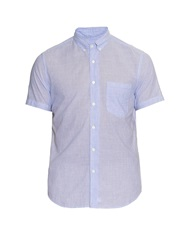 Steven Alan Needle Stripe Cotton Shirt
