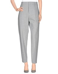 Jil Sander Trousers Casual Trousers Women Grey