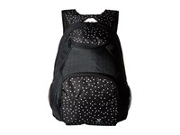 Roxy Shadow Swell Mix Backpack True Black Dots For Days Backpack Bags