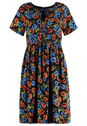 Louche Rela Summer Dress Multi Multicoloured