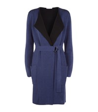 Boss Womenswear Faresa Belted Cardigan Female Blue