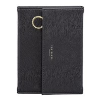 Ted Baker Notebook With Pencil Case Black