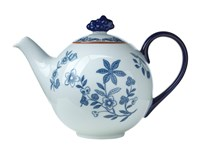 Iittala Ostindia Tea Pot Blue