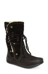 Women's Kalso Earth 'Mirage' Tall Boot Black