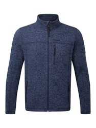 Tog 24 Men's Carlton Mens Tcz 200 Fleece Jacket Blue Marl