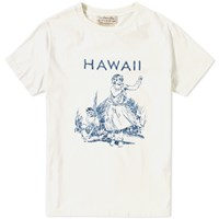 Remi Relief Hawaii Tee White