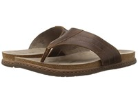 Born Palu Dark Brown Men's Sandals